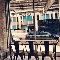 Photo taken at Bow Truss Coffee by Crystal on 4/1/2013