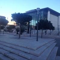 Photo taken at Aix-Marseille Université – Campus de Saint-Charles by David P. on 2/22/2014