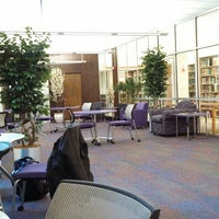 Photo taken at Andersen Library by Alex H. on 10/18/2013