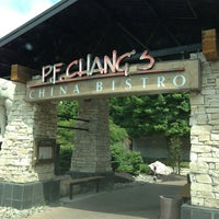 Photo taken at P.F. Chang's by Mark A. on 5/21/2013