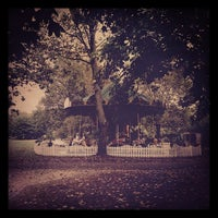 Photo taken at Tiergarten by Oliver W. on 9/15/2013