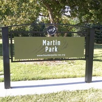 Photo taken at Martin Park by Bill F. on 6/2/2013
