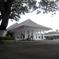 Photo taken at Pendopo kab serang by agus c. on 2/12/2014