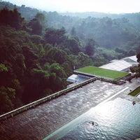 Photo taken at Padma Hotel Bandung by Hendri W. on 5/27/2013