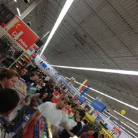 Photo taken at Walmart Supercenter by Chad P. on 11/23/2012