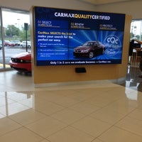 Photo taken at CarMax by Andy H. on 10/8/2012