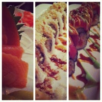 Photo taken at Sushi Fugu by Stephanie on 12/1/2012