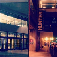 Photo taken at Hunter College - CUNY by Jackie S. on 11/4/2012