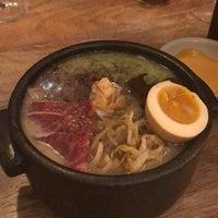 Das Foto wurde bei Jeju Noodle Bar von Jessica S. am 3/28/2018 aufgenommen