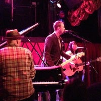 Photo taken at Rockwood Music Hall by Holly H. on 11/29/2012