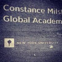 Photo taken at NYU DC by Nick J. on 11/8/2013