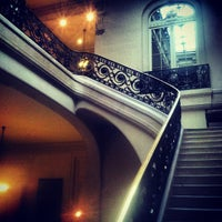 Photo taken at NYU Institute of Fine Arts by Nick J. on 10/24/2012