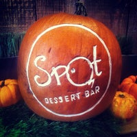 Photo taken at Spot Dessert Bar by Nick J. on 10/22/2012