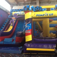 Photo taken at Pump It Up by Ajana A. on 9/15/2012