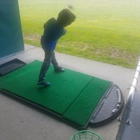 Photo taken at Essex Golf Driving Range by Errol M. on 4/28/2018