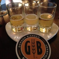 Photo taken at Gordon Biersch Brewery Restaurant by Ivan P. on 6/27/2013