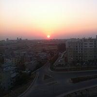 Photo taken at Soyak Siesta Seyir Terası by Alper C. on 10/5/2012