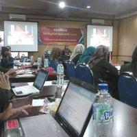 Photo taken at Universitas Pesantren Tinggi Darul 'Ulum (UNIPDU) by Siti M. on 5/20/2013