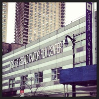 Photo taken at NYU Cantor Film Center by Teddy on 2/12/2013