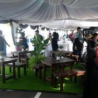 Photo taken at SMK Bandar Setia Alam by Ridz Ryan L on 10/8/2016