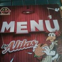 Photo taken at Las Alitas by Geshejak J. on 10/1/2012