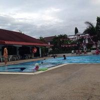 Photo taken at สโมสรหมู่บ้านชลลดา สายไหม by Nook N. on 11/7/2013