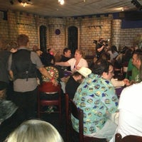 Photo taken at Sleuths Mystery Dinner Shows by Seth K. on 3/17/2013