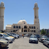 Photo taken at Masjid Abu 'Aisha by Eyad A. on 8/9/2013