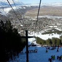 Photo taken at Snow King Ski Area and Mountain Resort by Ashley H. on 3/23/2014