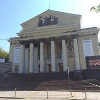 Снимок сделан в Современник на Яузе пользователем Глеб Ш. 8/9/2014