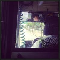 Photo taken at 광림교회 버스정류장 (ID : 23-103) by Jessica G. on 7/16/2013