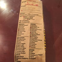 Photo taken at Which Wich? Superior Sandwiches by June on 5/30/2016