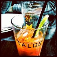 Photo taken at Talde by Kristin L. on 11/12/2012
