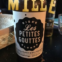 Photo prise au Les Petites Gouttes par Mel C. le4/21/2017