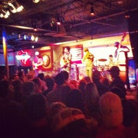 Photo taken at Big Texas Dance Hall & Saloon by Taylor D. on 7/27/2013