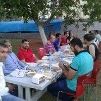 Photo taken at MSF İPLÎK FABRİKASI ( ORGANİZE SANAYİ BÖLGESİ ) by Hasan Ç. on 6/16/2016