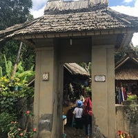 Photo taken at Desa Adat Tradisional Penglipuran (Balinese Traditional Village) by Wael H. on 6/28/2017