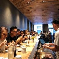 Foto diambil di KazuNori: The Original Hand Roll Bar oleh Wael pada 6/21/2018