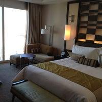Photo taken at Mandarin Oriental, Las Vegas by Wael H. on 10/11/2012