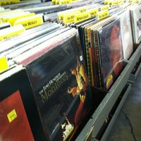 Photo taken at Amoeba Berkeley by André M. on 11/30/2012