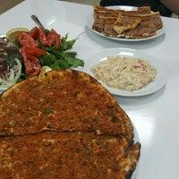 Photo taken at Çağlayan Pide Salonu by Serkan on 5/12/2016