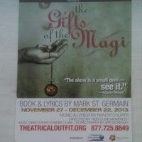 Photo taken at Balzer Theater at Herren's by Craig W. on 12/1/2013
