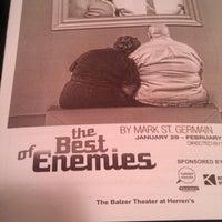 Photo taken at Balzer Theater at Herren's by Craig W. on 2/2/2014
