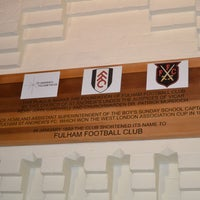 Photo taken at St. Andrews Fulham Field by Fulham Football Club on 8/2/2013