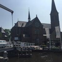 Photo taken at Ouderkerk aan de Amstel by Dmitry I. on 5/28/2016