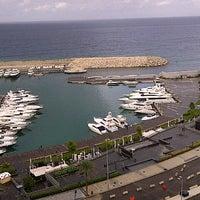 Photo taken at Four Seasons Hotel Beirut by Rami N. on 12/4/2012