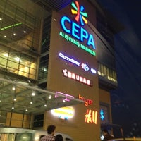 Photo taken at Cepa by Burç on 11/15/2012