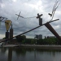 Photo taken at Het Nieuwe Instituut by Praphot T. on 8/6/2014