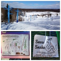 Photo taken at Snowsnake Ski And Golf by Pete B. on 3/5/2014