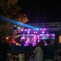 Photo taken at Mendiolaza by Georgina on 2/28/2016